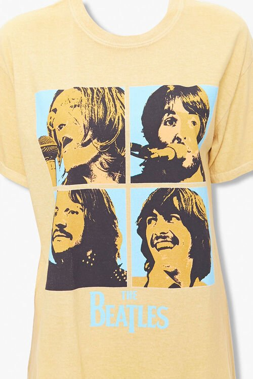 The Beatles Graphic Tee, image 3