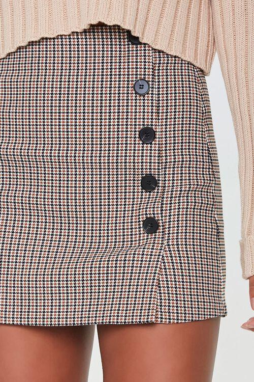 Plaid Mini Skirt, image 5