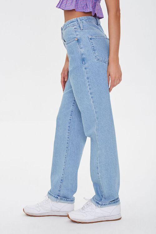 High-Rise Straight-Leg Jeans, image 3