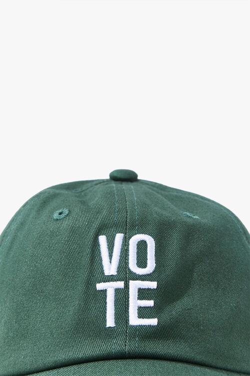 Embroidered Vote Cap, image 4