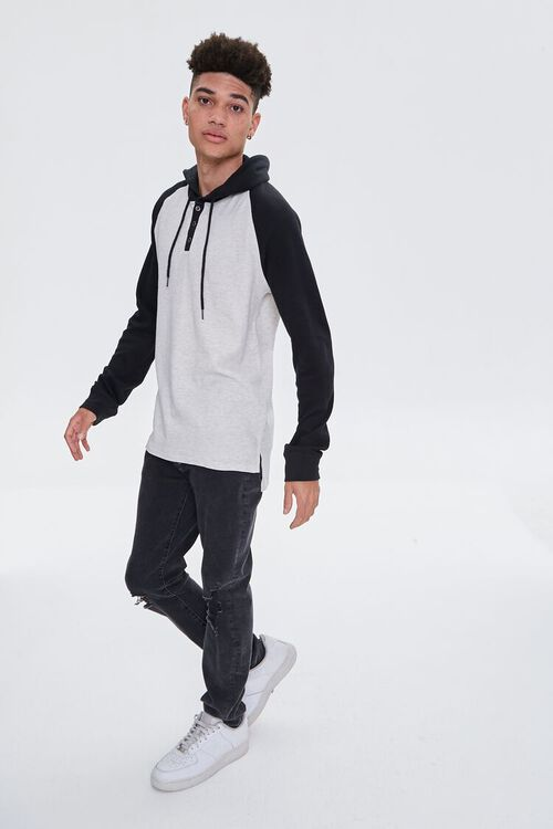 Colorblock Hooded Top, image 4