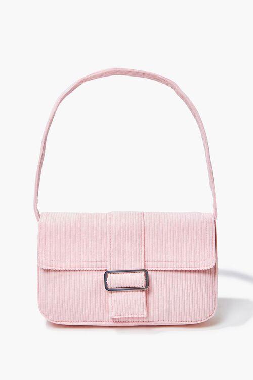 Corduroy Shoulder Bag, image 1
