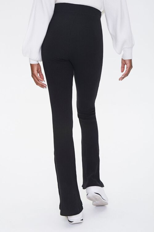 Ribbed Lace-Up Pants, image 4