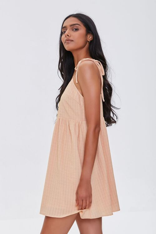 Self-Tie Cami Mini Dress, image 2