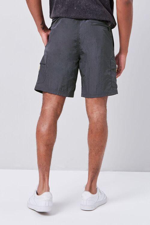 Drawstring Utility Shorts, image 4