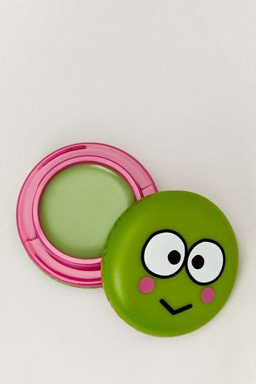 GREEN Keroppi Macaron Lip Balm, image 1