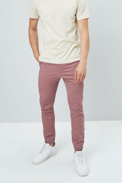 Paneled Jogger Pants, image 1