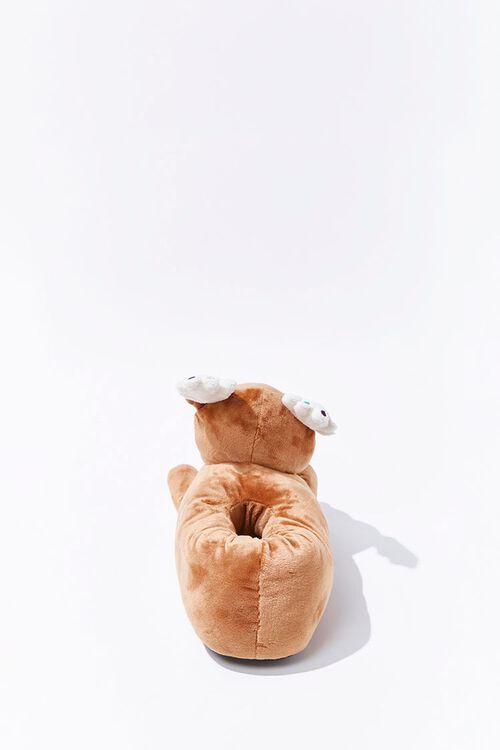 Plush Reindeer Indoor Slippers, image 3