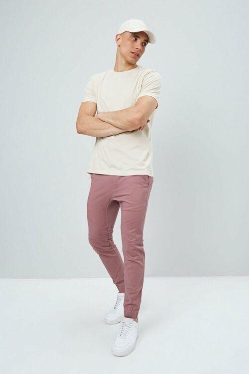 Paneled Jogger Pants, image 4