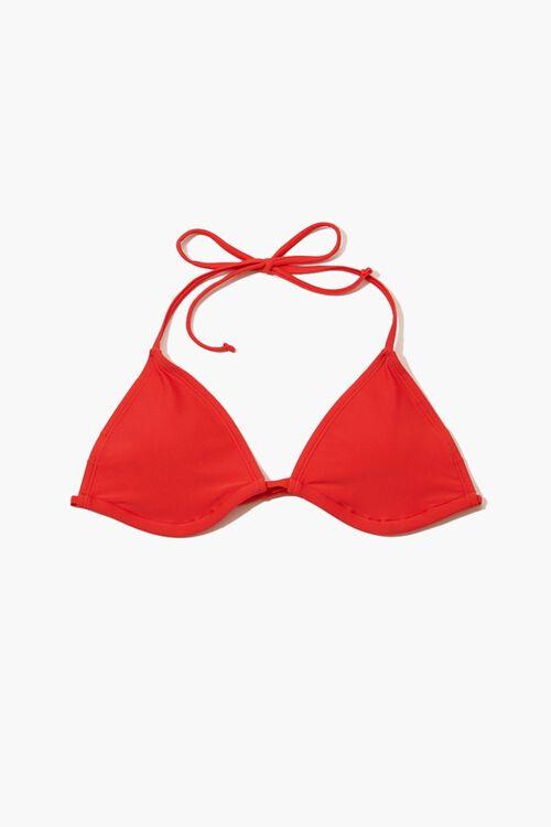 Triangle String Bikini Top, image 1