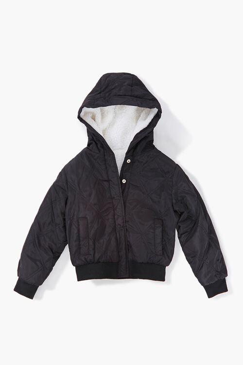 Girls Fleece Jacket (Kids), image 1