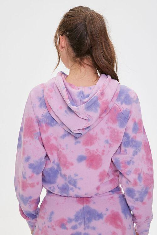 Tie-Dye Drawstring Hoodie, image 3