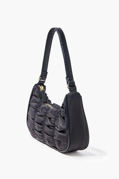 Ruched Shoulder Bag, image 2
