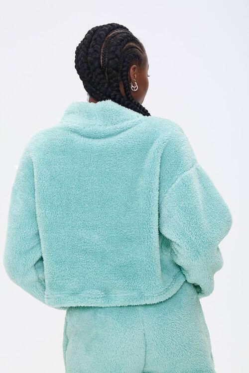 Plush Turtleneck Pullover, image 3
