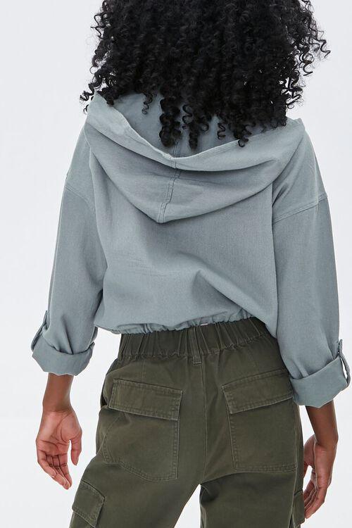Hooded Zip-Up Jacket, image 3
