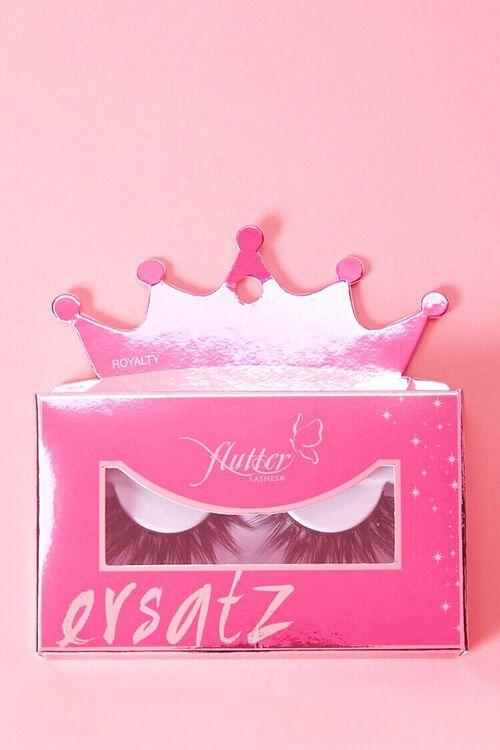 PINK Ersatz Royalty False Lashes, image 1