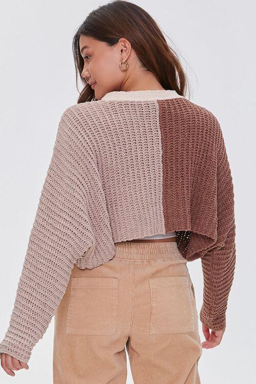 Colorblock Cardigan Sweater, image 3