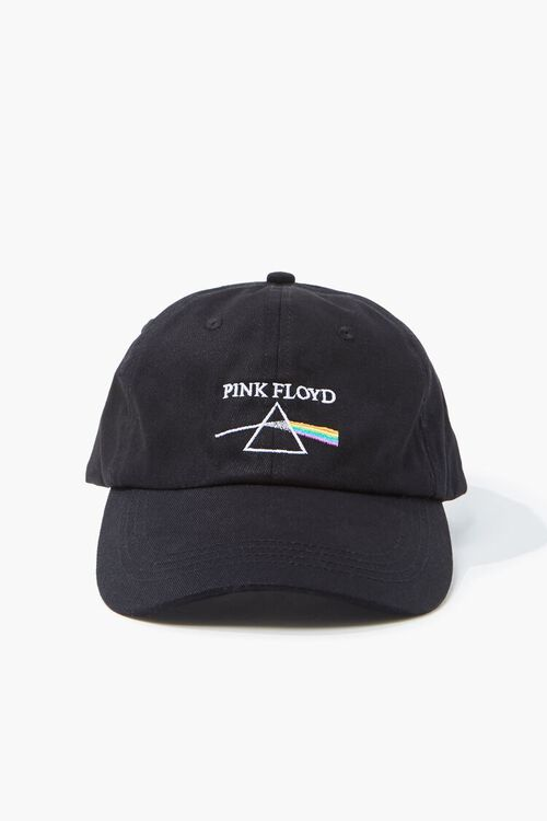 BLACK/MULTI Pink Floyd Graphic Dad Cap, image 1