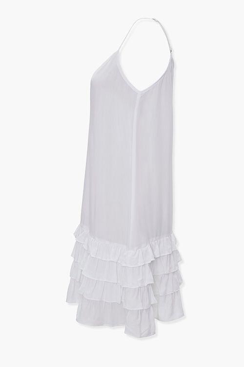 Tiered Ruffle Shift Dress, image 2