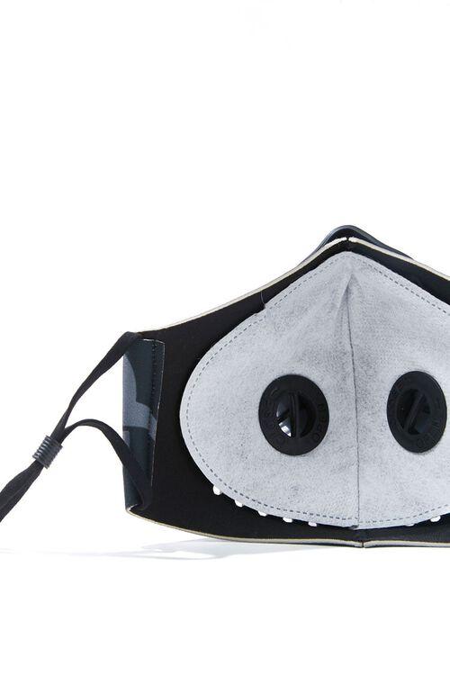Men Graphic Valve Face Mask, image 4