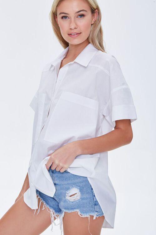 Cotton Shirt Tunic, image 1