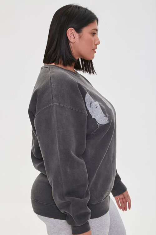 Plus Size The Beatles Pullover, image 2