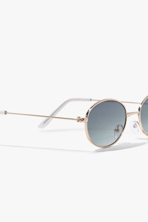 Oval Tinted Sunglasses, image 4