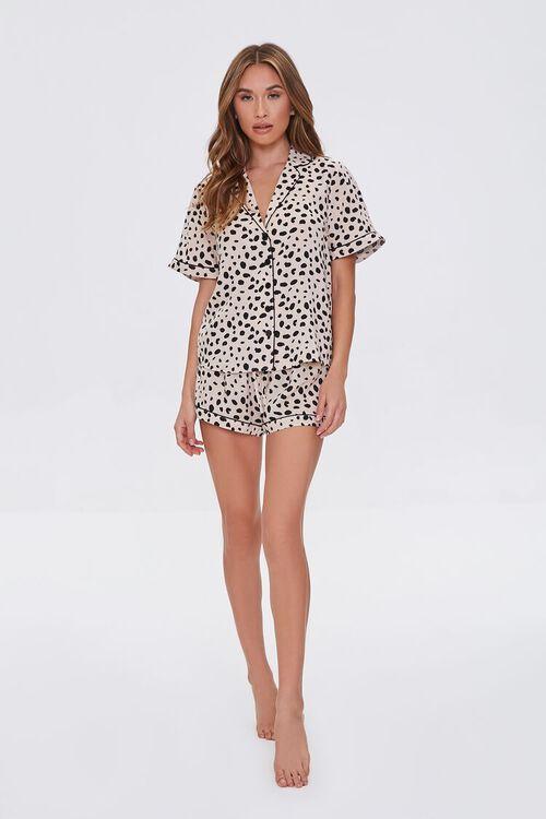 Cheetah Print Lounge Set, image 4