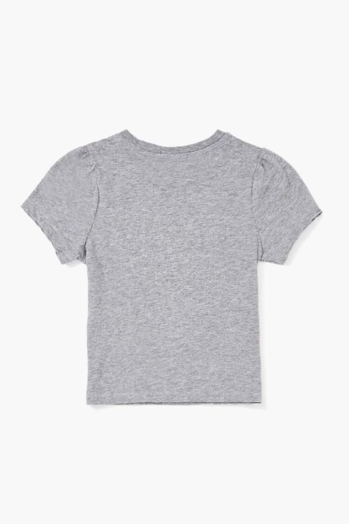 Girls Organic Cotton Tee (Kids), image 2