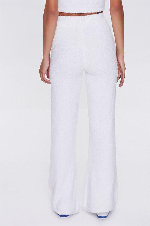 Fuzzy Flare Pajama Pants, image 4