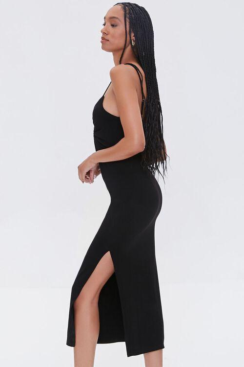 BLACK Cami Cutout Dress, image 2