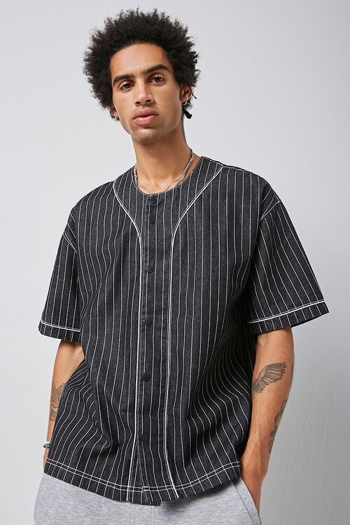 Classic Fit Striped Shirt, image 1