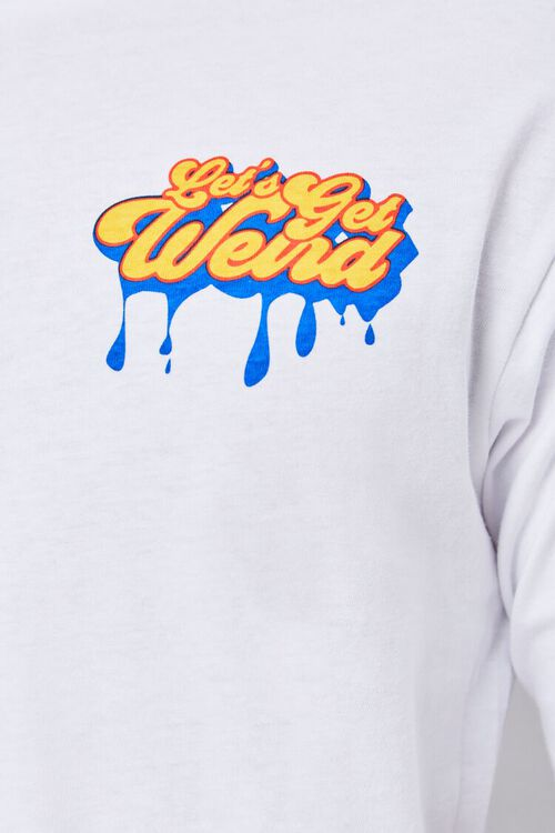 WESC Lets Get Weird Graphic Tee, image 5