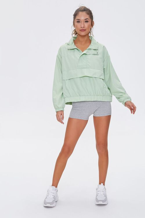 Active Hooded Anorak, image 4