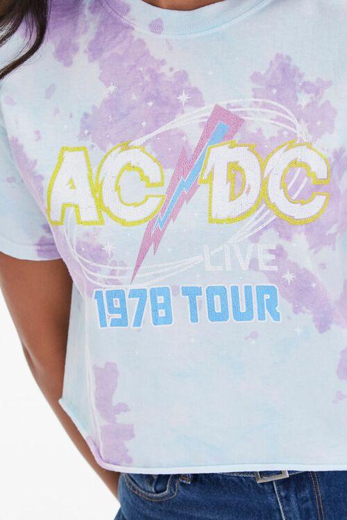 AC/DC Graphic Tie-Dye Tee, image 5