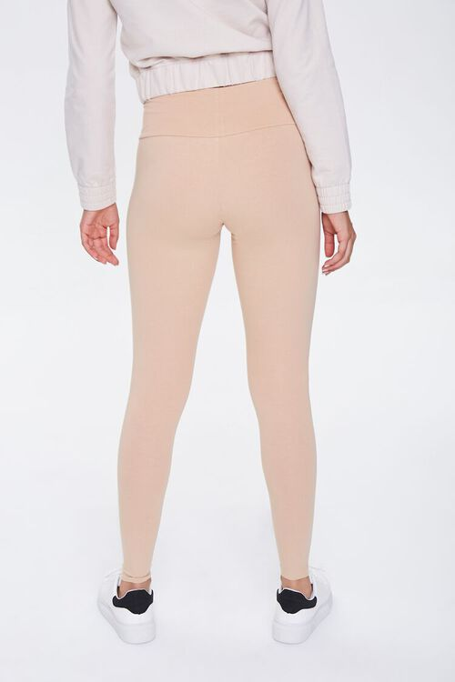 Basic High-Rise Leggings, image 4