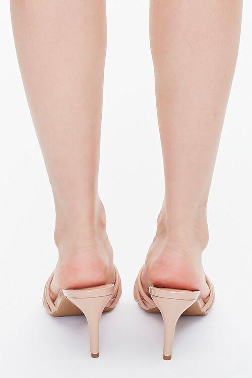 Strappy Slip-On Stiletto Heels, image 3