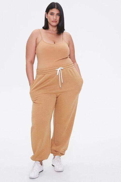 Plus Size Scoop Neck Cami, image 4