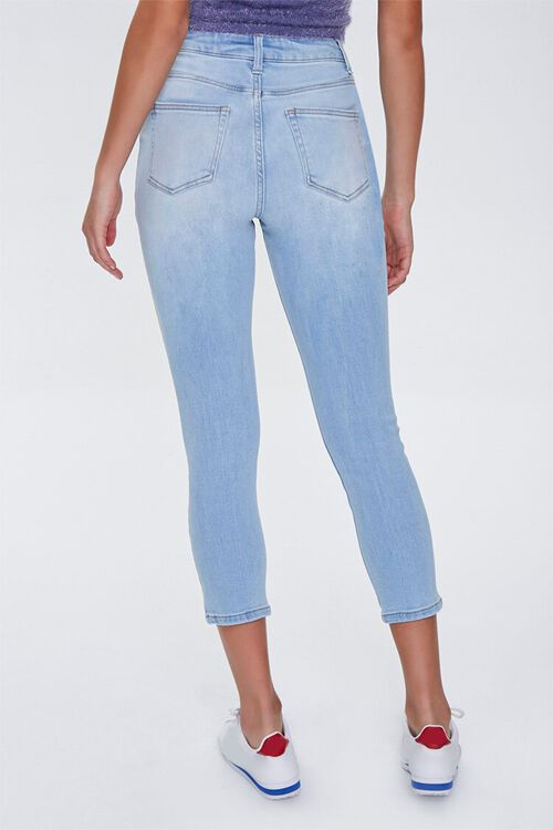 Distressed Petite Jeans, image 4
