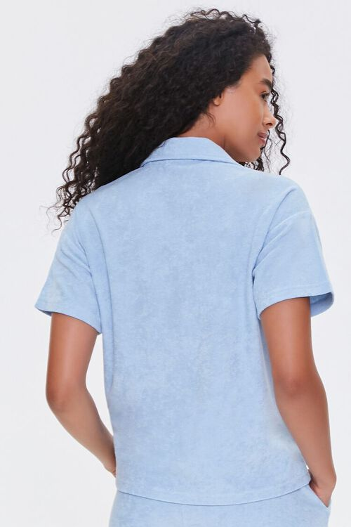 Terry Cloth Shirt, image 3