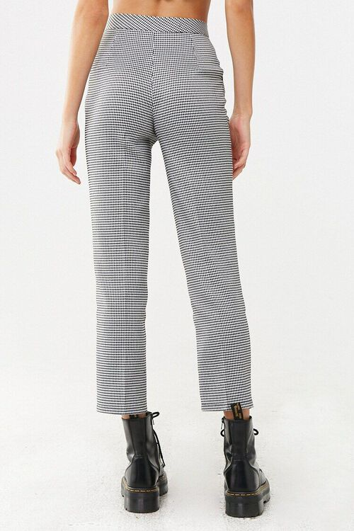 Houndstooth Ankle Pants, image 3