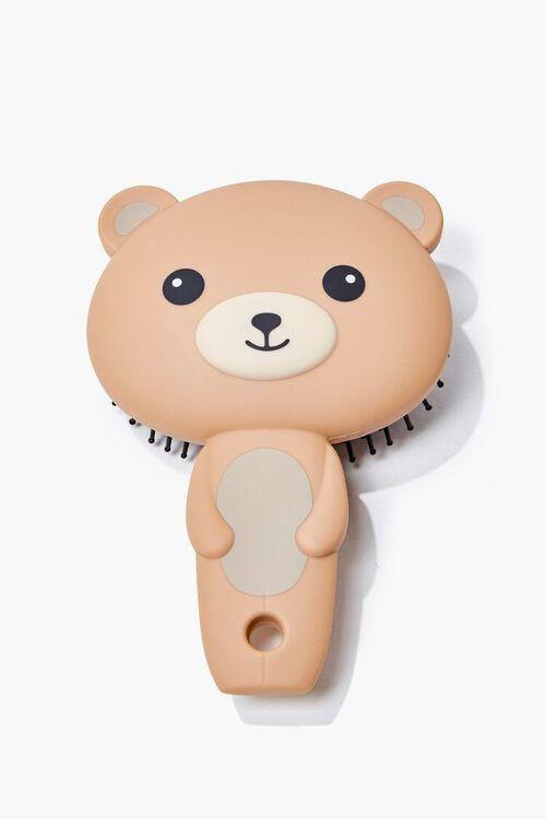 Teddy Bear Graphic Hair Brush, image 2