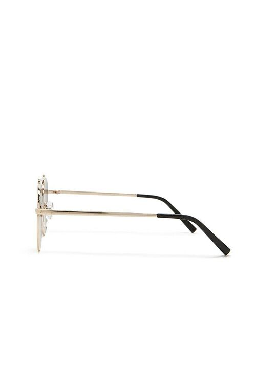 Premium Metal Aviator Sunglasses, image 3