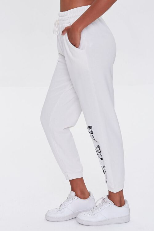 Butterfly French Terry Joggers, image 3