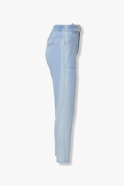 Belted Ankle Jeans, image 2