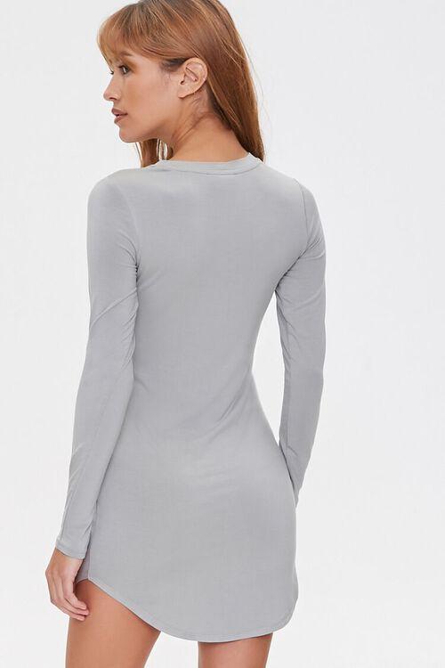 Mini T-Shirt Dress, image 3