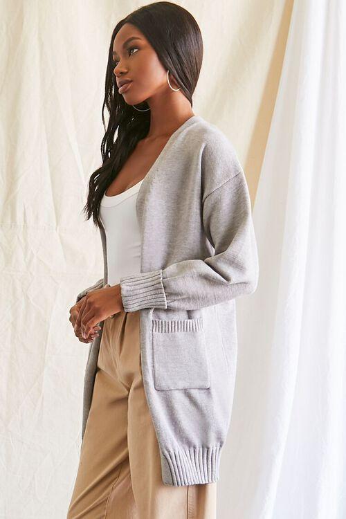 Longline Cardigan Sweater, image 2