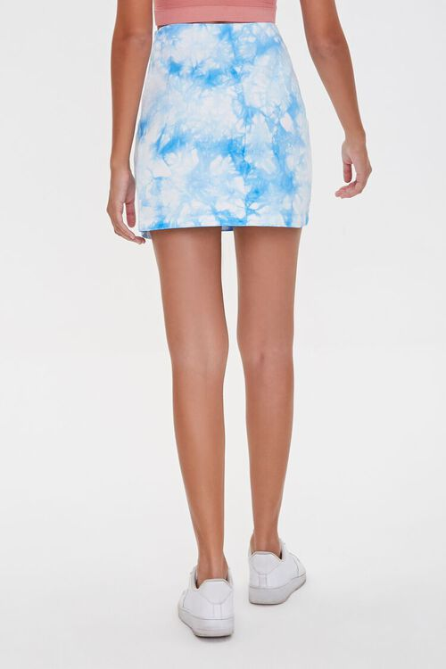 Tie-Dye Mini Skirt, image 4