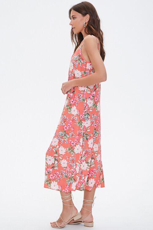 Floral Print Cami Maxi Dress, image 2