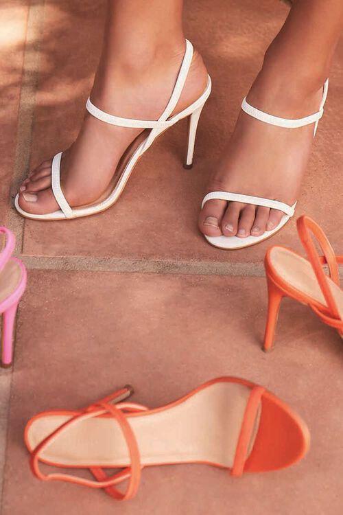 Strappy Stiletto Heels, image 1